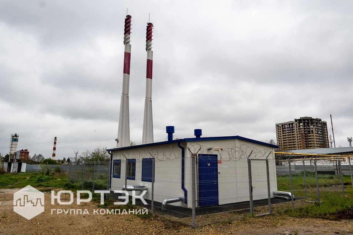 Блочная котельная 2,6 МВт